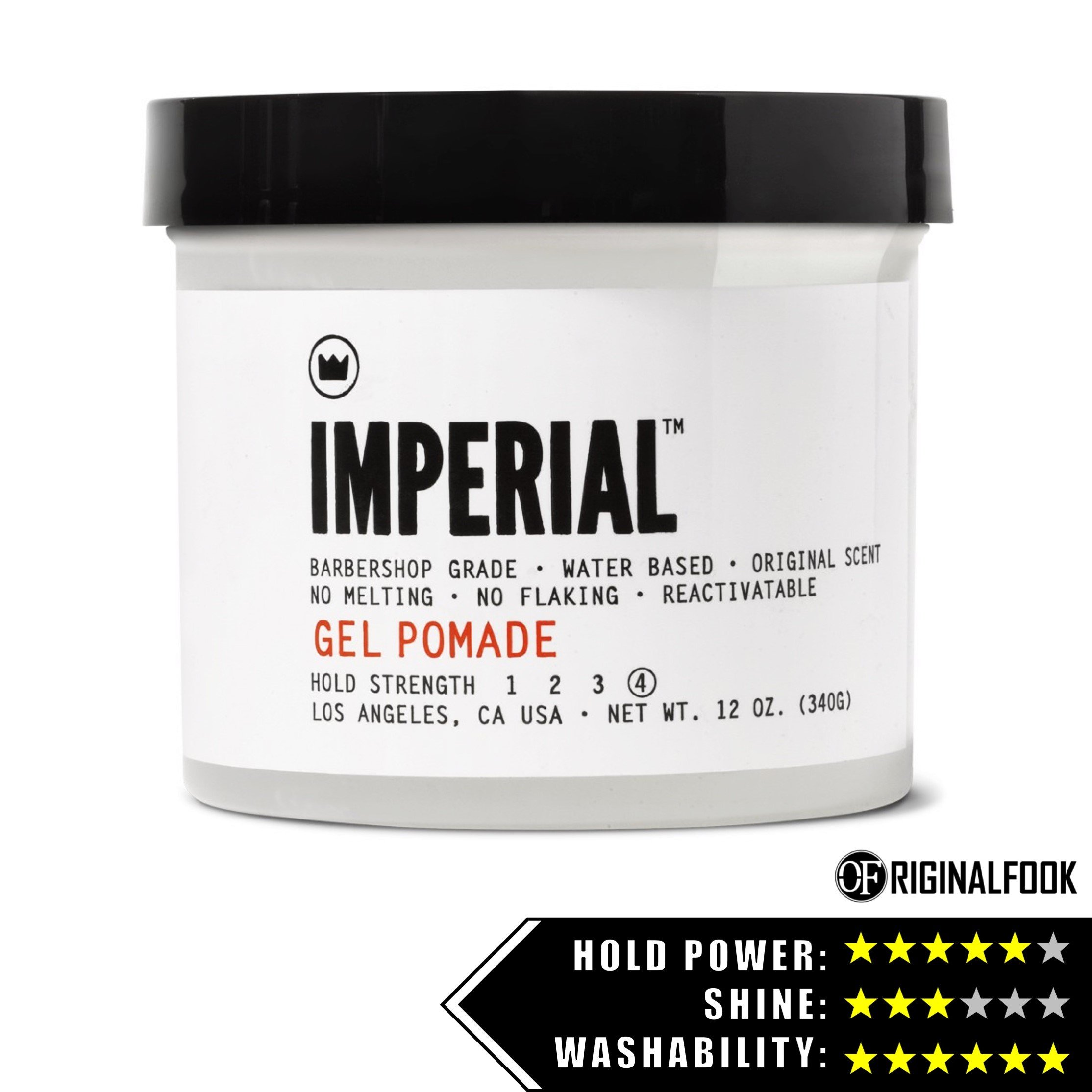 Buy Imperial Barber Gel Pomade 340g Singapore