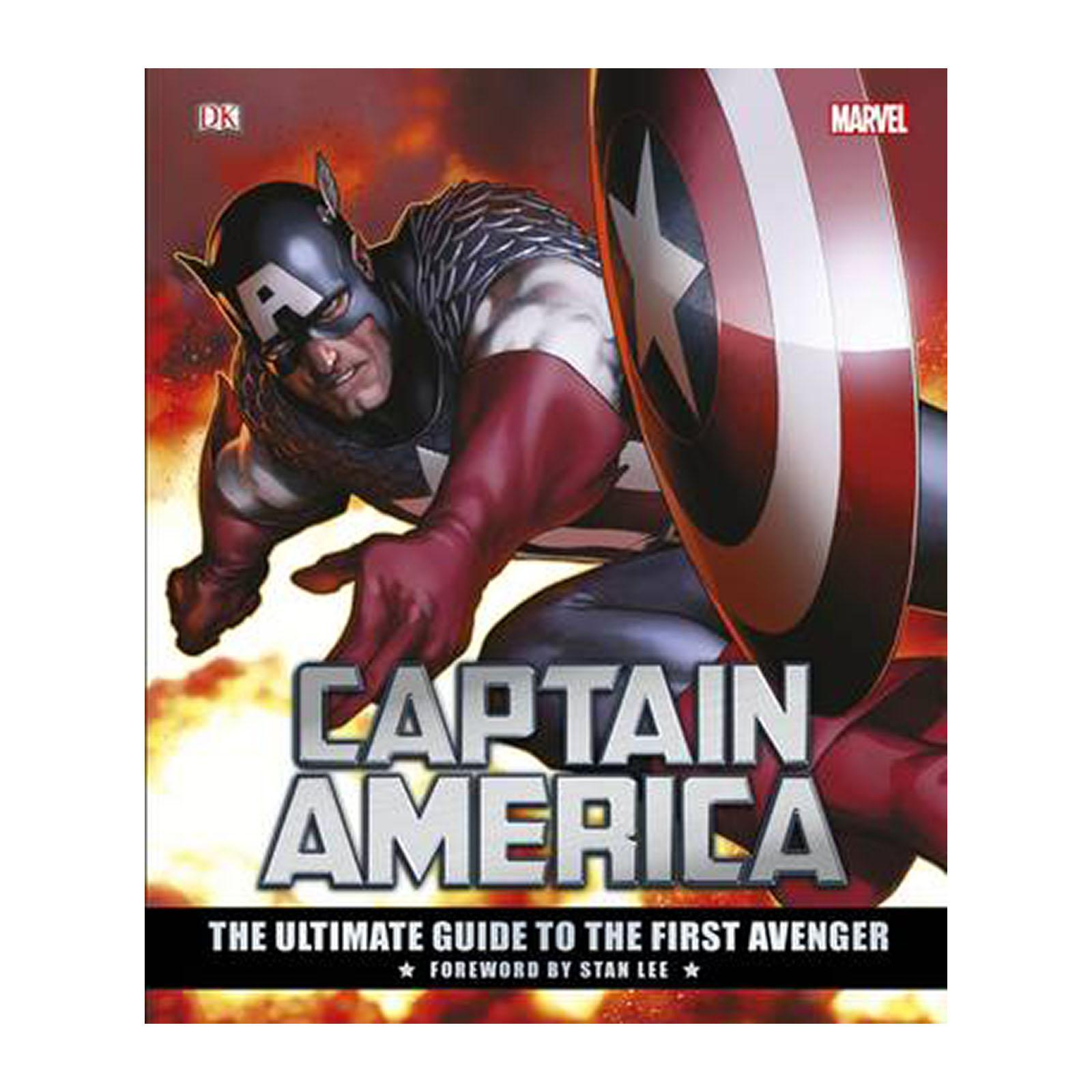 Captain America The Ultimate Guide To The First Avenger (Hardback)