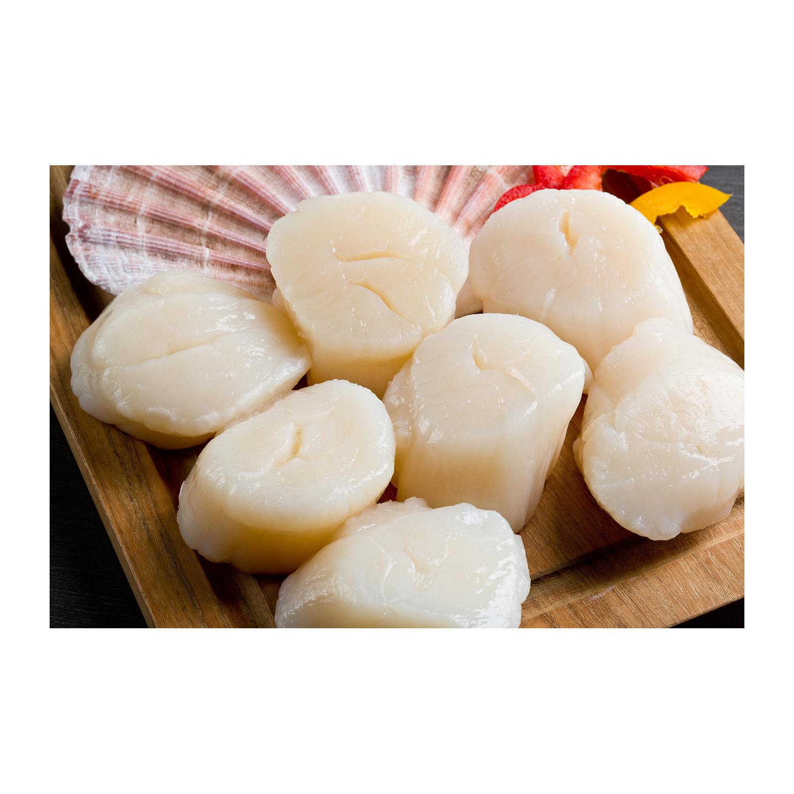 Catch Seafood USA Scallop Large- Bulk Pack - Frozen