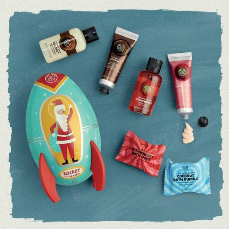 Buy The Body Shop The Rocket Gift Set Singapore