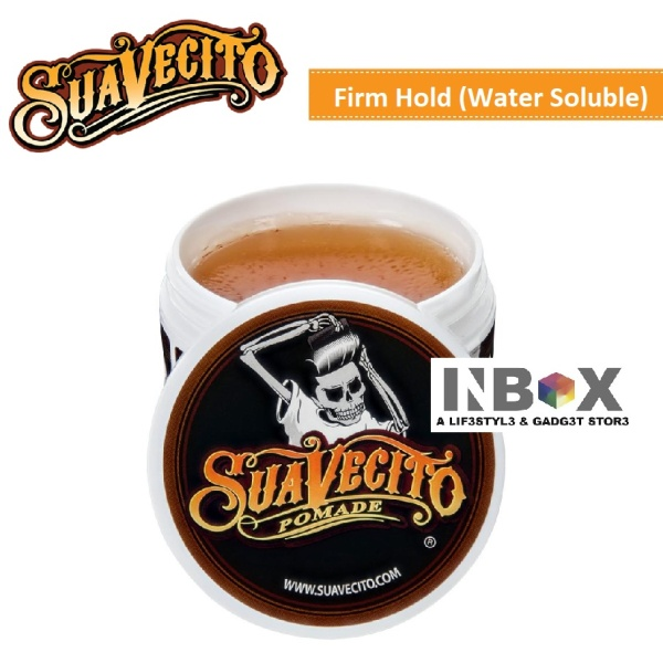 Buy Suavecito Authentic FIRME (STRONG) HOLD POMADE Singapore