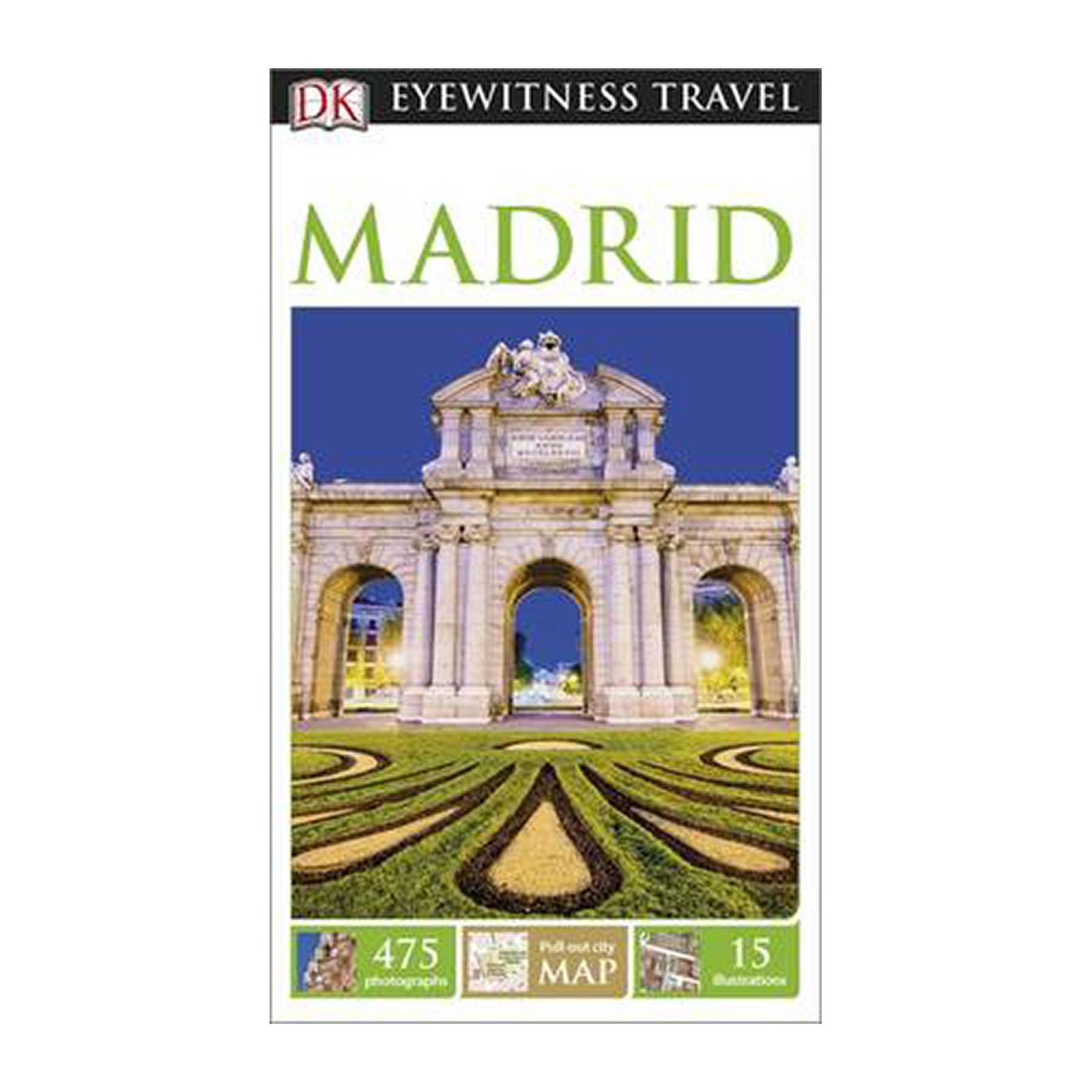 Dk Eyewitness Travel Guide Madrid (Paperback)
