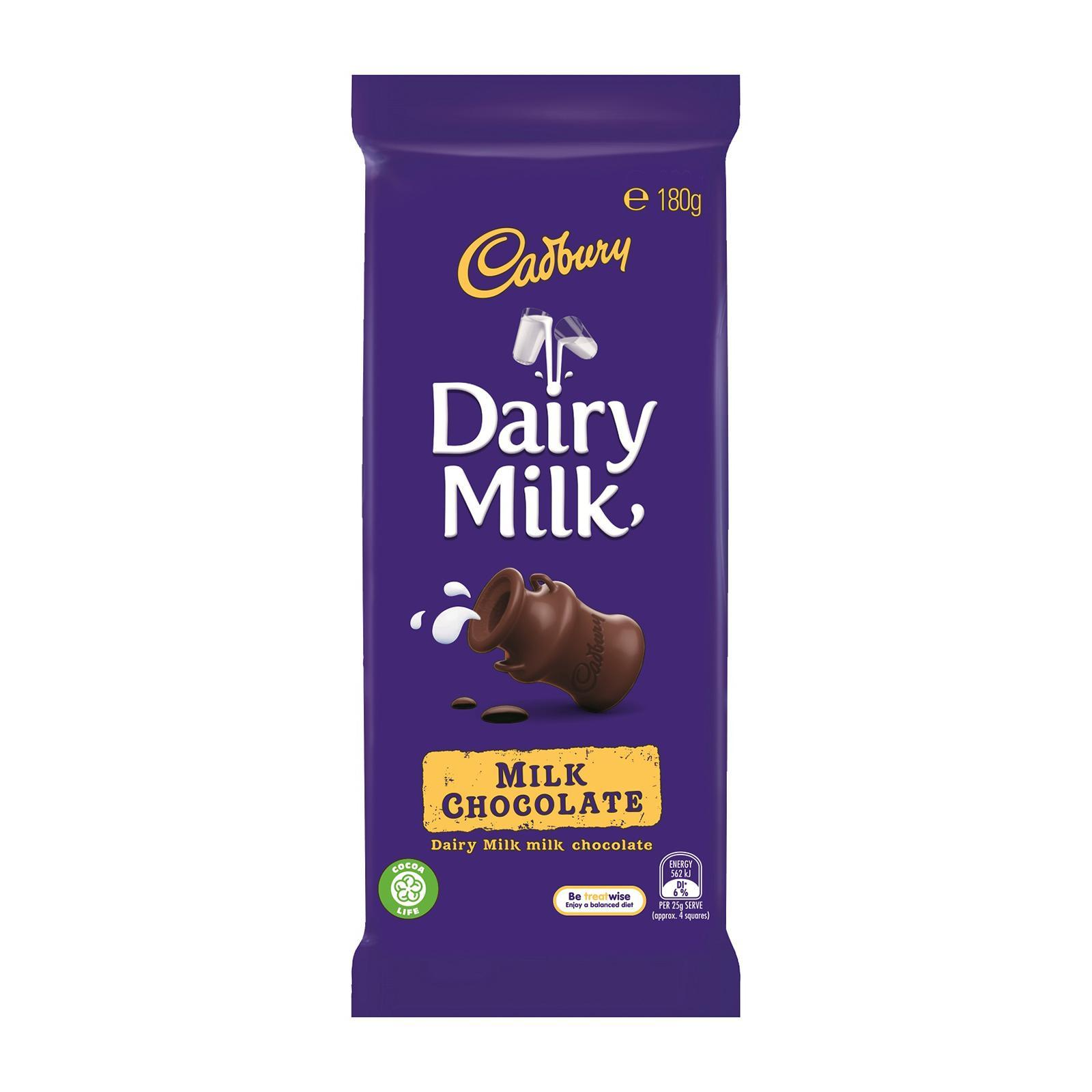 Cadbury Dairy Milk Blackforest Block Chocolate