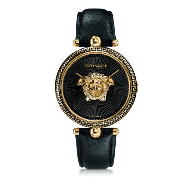 Versace Black Palazzo Empire Watch By Nickalice.