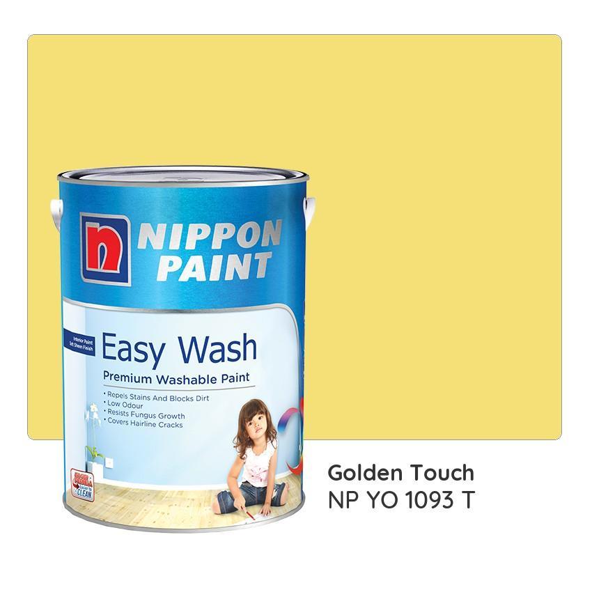 Nippon Paint Easy Wash NP YO 1093 T 1L