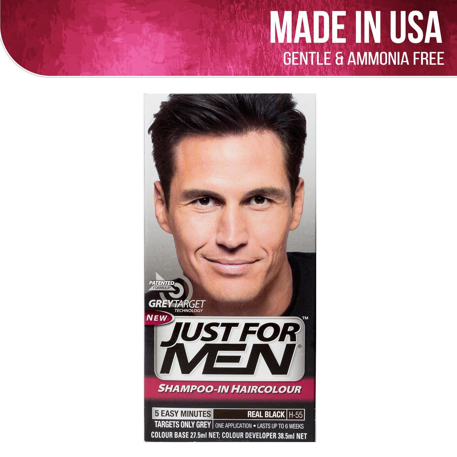 Latest JUST FOR MEN Hair Coloring Products | Enjoy Huge Discounts ...