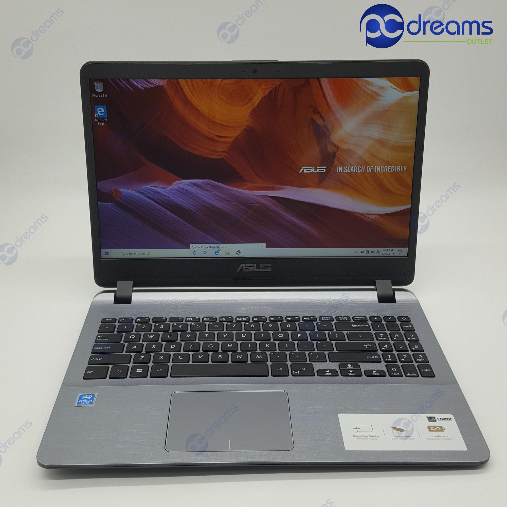 ASUS VIVOBOOK X507MA-BR071T PENTIUM/4GB/256GB [Premium Refreshed]
