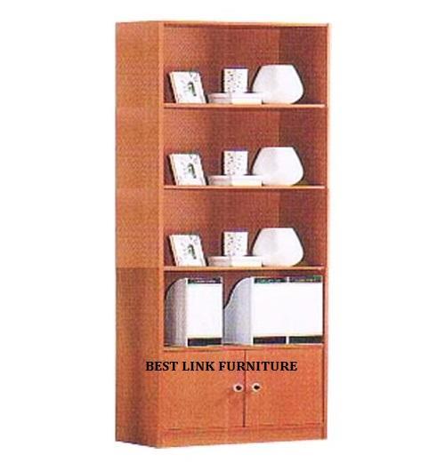 BEST LINK FURNITURE BLF Mili Bookcase / Bookshelves