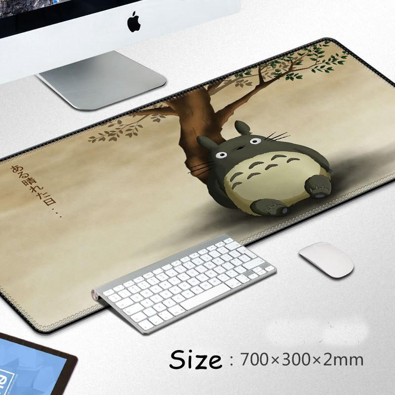 Big size Gaming cartoon mouse pad