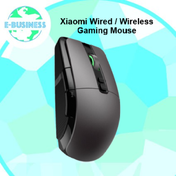 Original Xiaomi Wireless Mouse Portable Gaming Mouse 2.4GHz 7200 DPI RGB Backlight 32-bit ARM Gamer