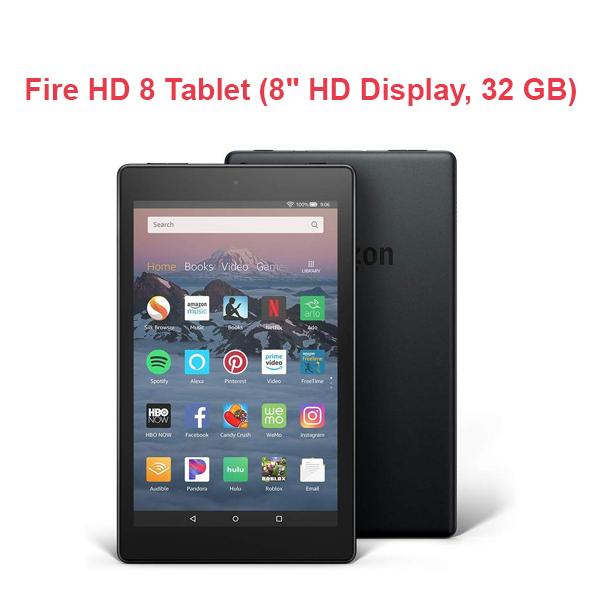 Fire HD 8 Tablet (8 HD Display, 32 GB)