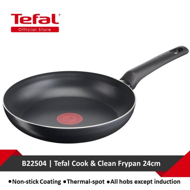 Tefal Cook & Clean Frypan 24cm B22504 Singapore