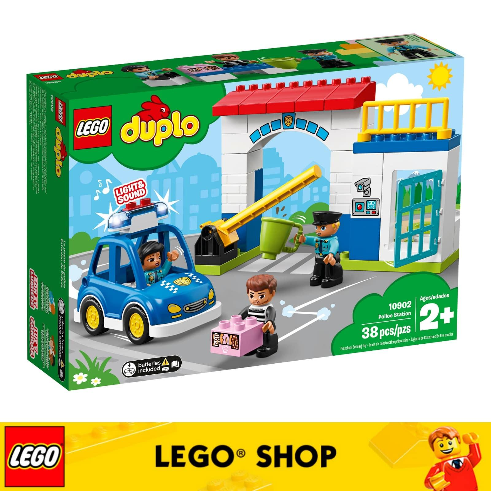 LEGO DUPLO Town Police Station - 10902