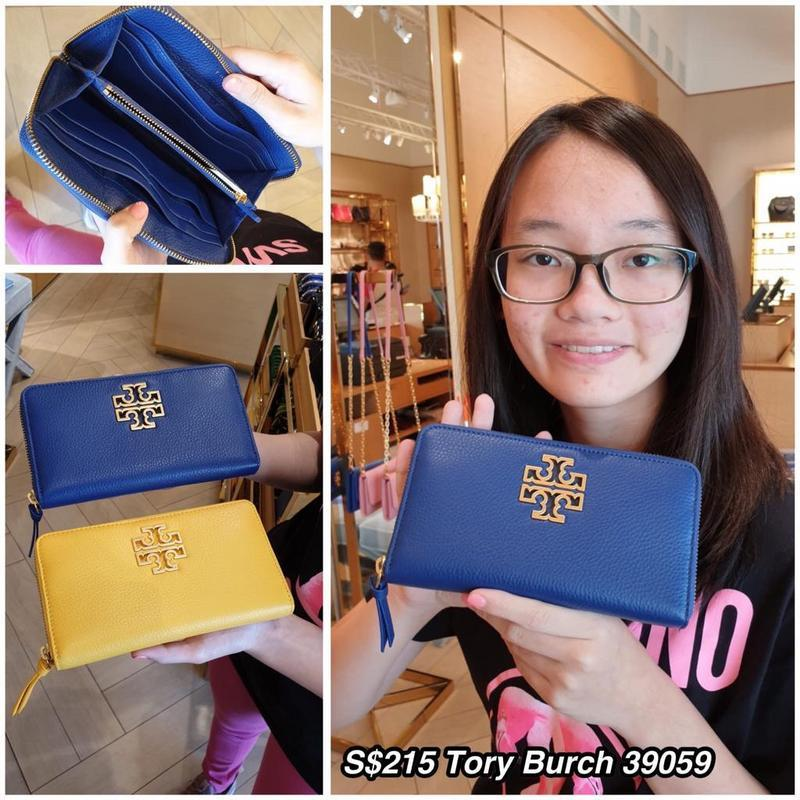 Tory Burch 39059 Wallet