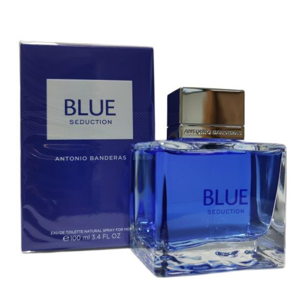 Buy Antonio Banderas Blue Seduction for Men Eau de Toilette sp 100ml Singapore