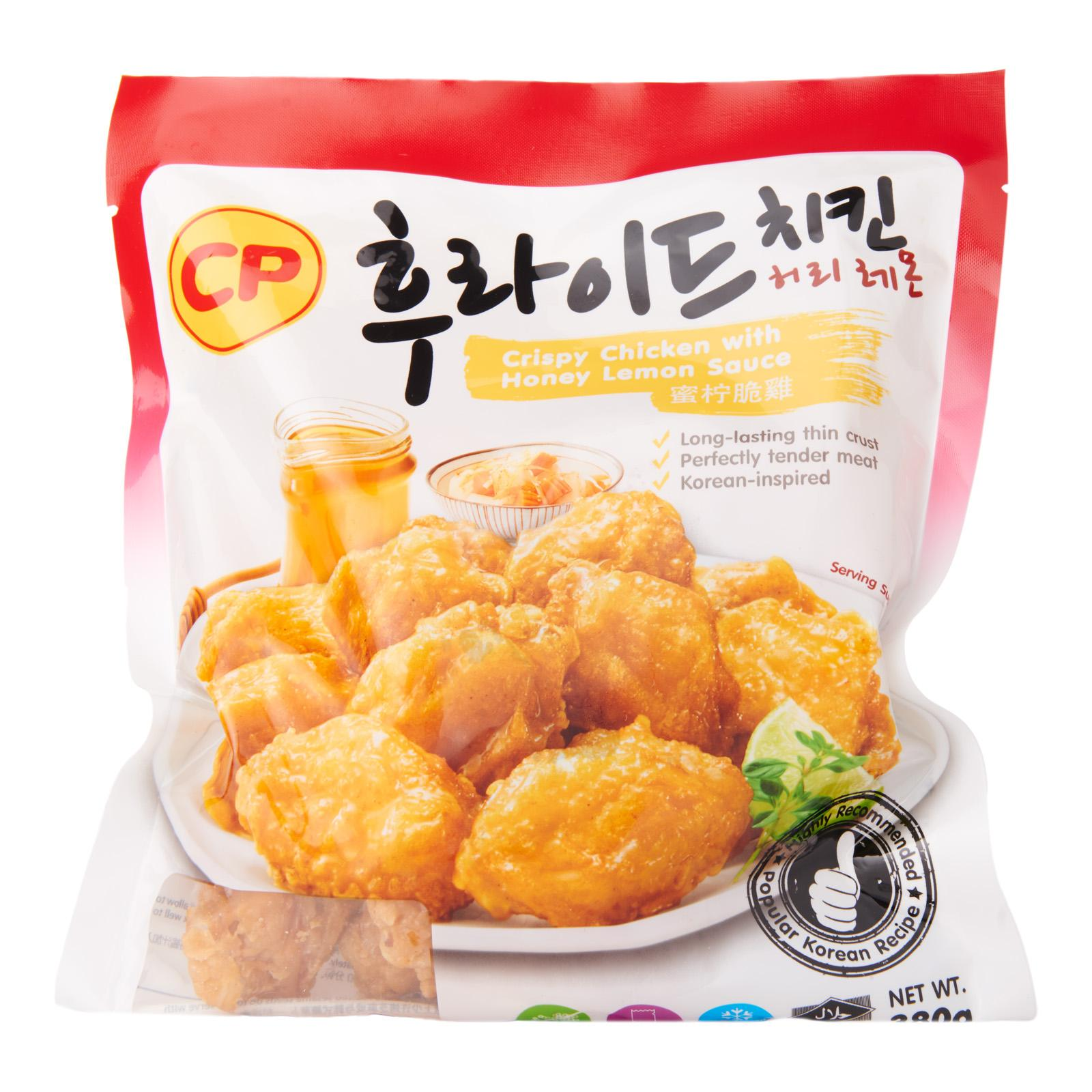 CP Crispy Chicken with Honey Lemon Sauce - Frozen