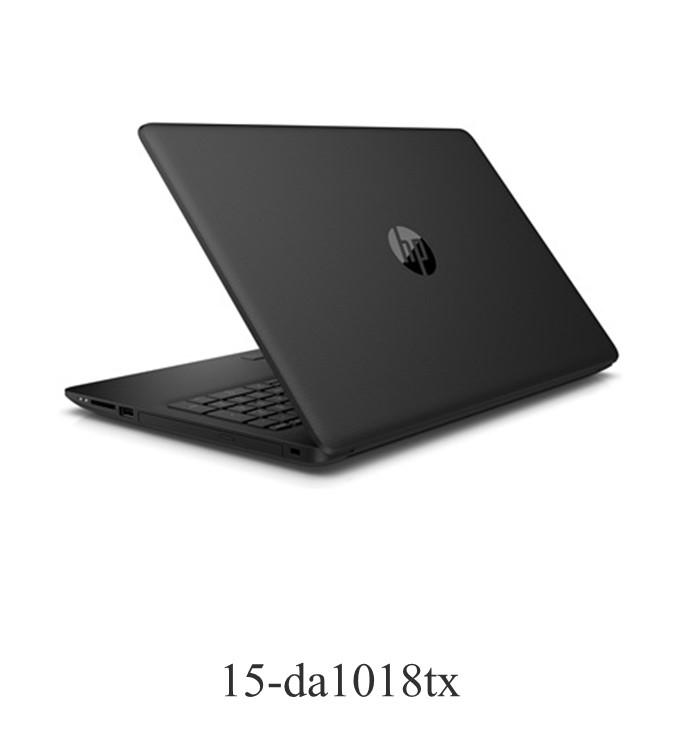 [New Arrival  July 2019] HP 8th gen I5-8265U RAM 8GB DDR4 ,512GB SSD,Graphic 2GB NVIDIA GEFORCE MX110,DVD WRITER,15.6 inch Matte Screen-anti-glare FullHD Windows 10H, color BLACK 1Year Warranty model HP 15-DA1018TX (5NK23PA)