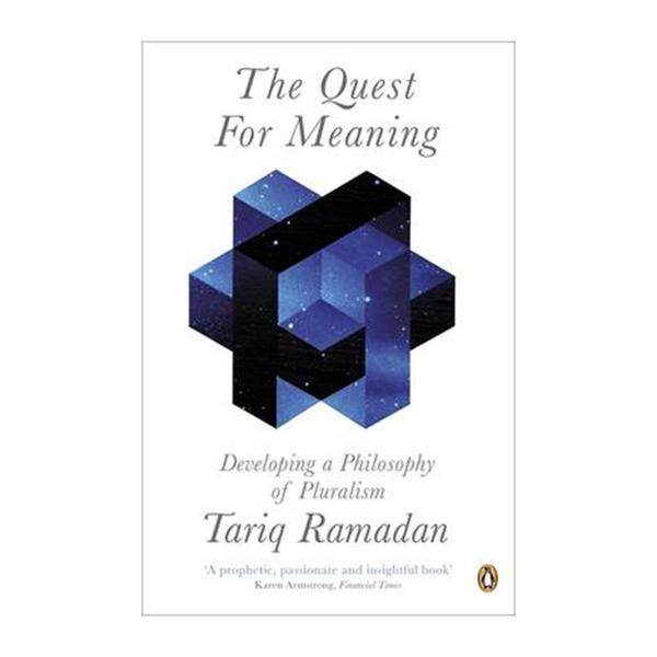 The Quest For Meaning: Developing A Philosophy Of Pluralism (Paperback)