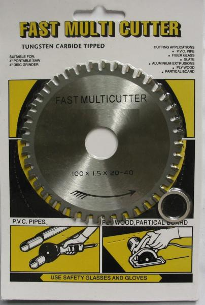 Saw Blade-FastMulti Cutter 10pcs/set