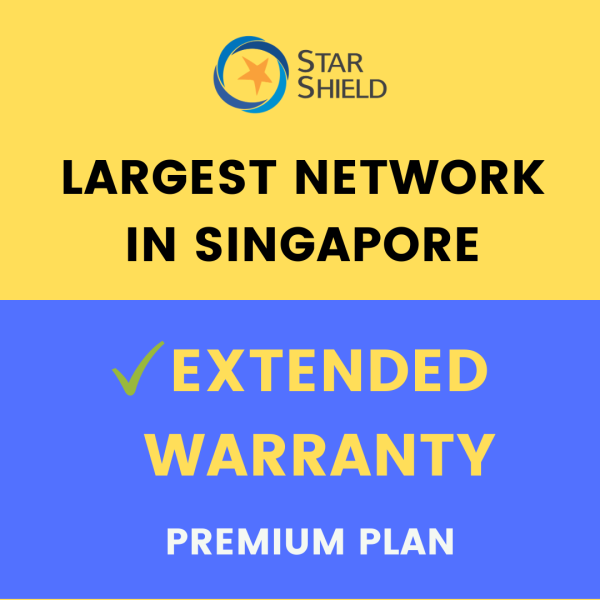 Star Shield Extended Warranty (Premium Plan: 2-Year Plan)