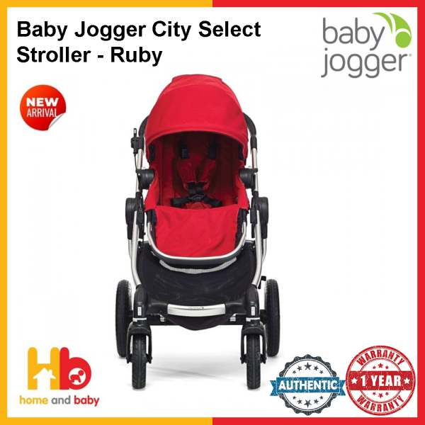 Baby Jogger City Select Stroller Singapore