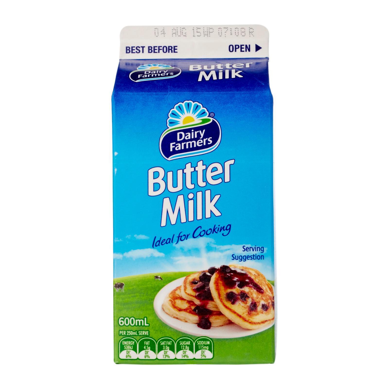 Dairy Farmers Butter Milk By Redmart.