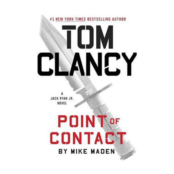Tom Clancy Point Of Contact (Hardback)
