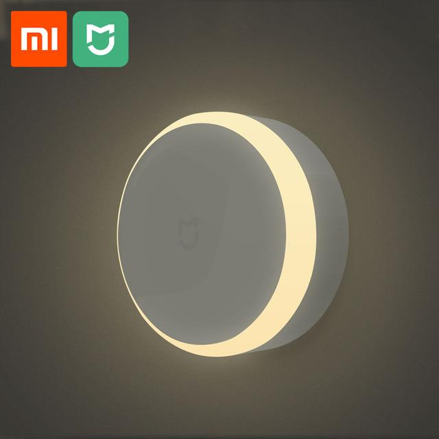 【SG SELLER】Yeelight Smart Motion Sensor IR LED Nightlight (3x AA Battery Included) - Xiaomi Mi Night Light - Plug and Play - Built in Infra Red Body Motion Sensor and Light Sensitive Sensor - Motion Activated - Xiaomi Mijia Smart Home Automation