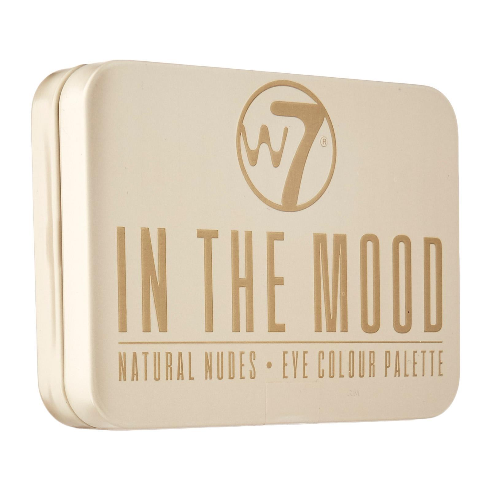 W7 Cosmetics In The Mood
