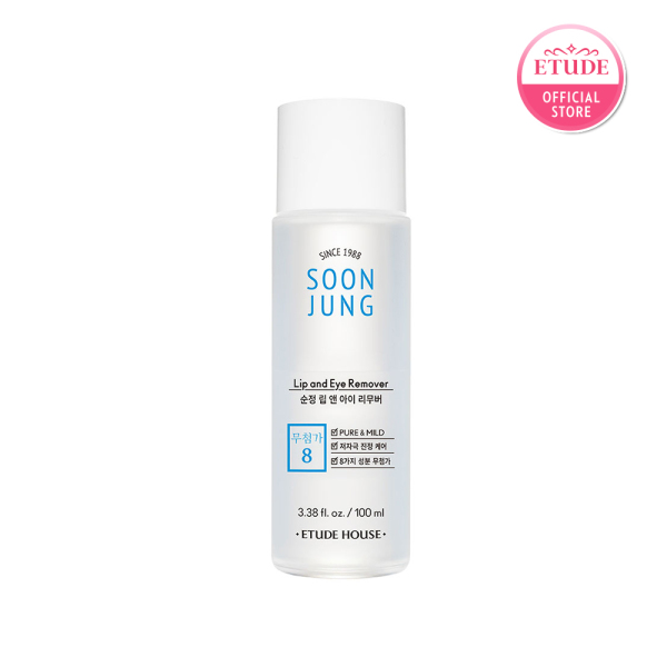 Buy ETUDE SoonJung Lip and Eye Remover 100ml Singapore