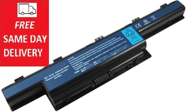 [Same Day Delivery][SG Seller] Replacement Laptop Grade A Cells Battery for 4741 Compatible with 4251, 4252, 4333, 4349, 4551, 4551G, 4552, 4552G, 4733Z, 4738