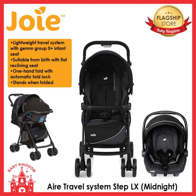 Joie Aire Travel System Step LX Singapore