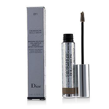 Christian Dior Diorshow Bold Brow Instant Volumizing Brow Mascara  -  011 Light  5ml/0.16oz.