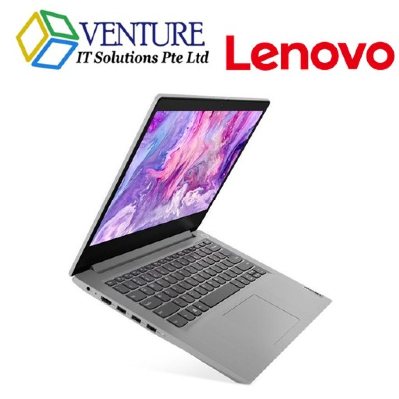 Lenovo IdeaPad 3 series (S340-14IIL)/14 FHD IPS /i5-1035G4 /8GB RAM /512GB SSD /IRIS PLUS /2 years warranty