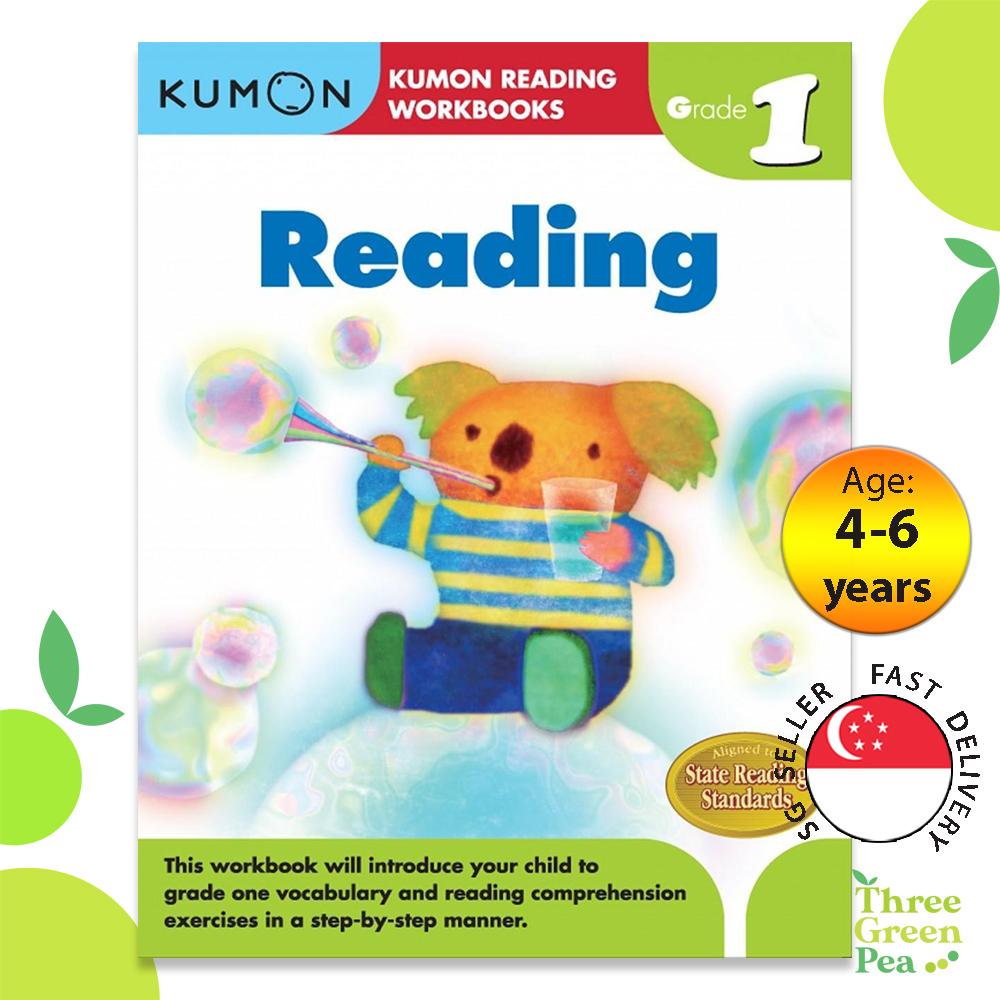 Kumon Reading Workbooks Grade 1 READING