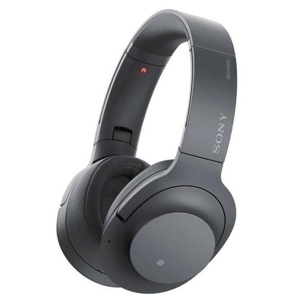 Sony WHH900N/BDC Bluetooth Noise Canceling Headphones, Black((Imported from USA)) Singapore