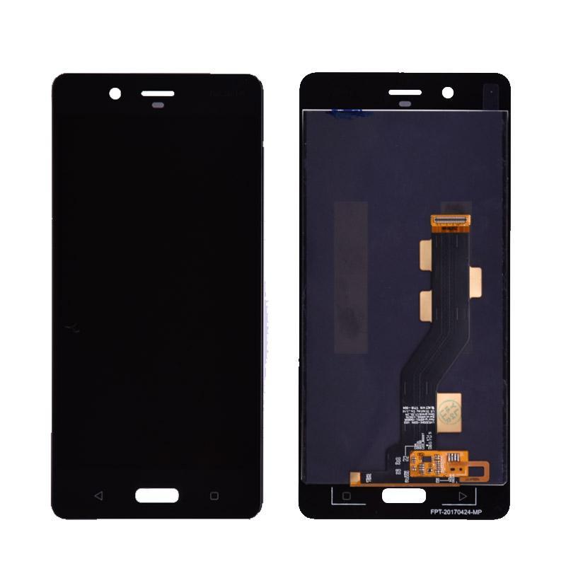 For Nokia 8 N8 Màn hình LCD + Số hóa màn hình cảm ứng + Dụng cụ sửa chữa