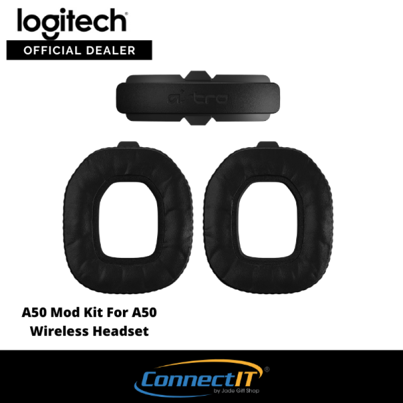 Logitech Astro A50 Gaming Headset Mod Kit (2x Ear Cushions + Headband) Singapore