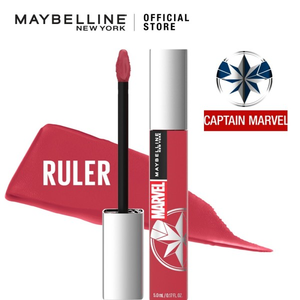 Buy Marvel Superstay Matte Ink Liquid Lipstick Singapore