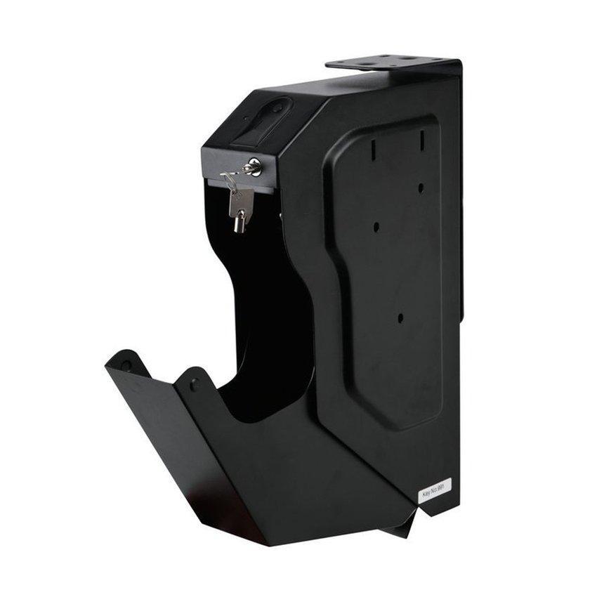 Top Deals Biometric Fingerprint Safe Box Cold-rolled Steel Security Gu*nStrongbox