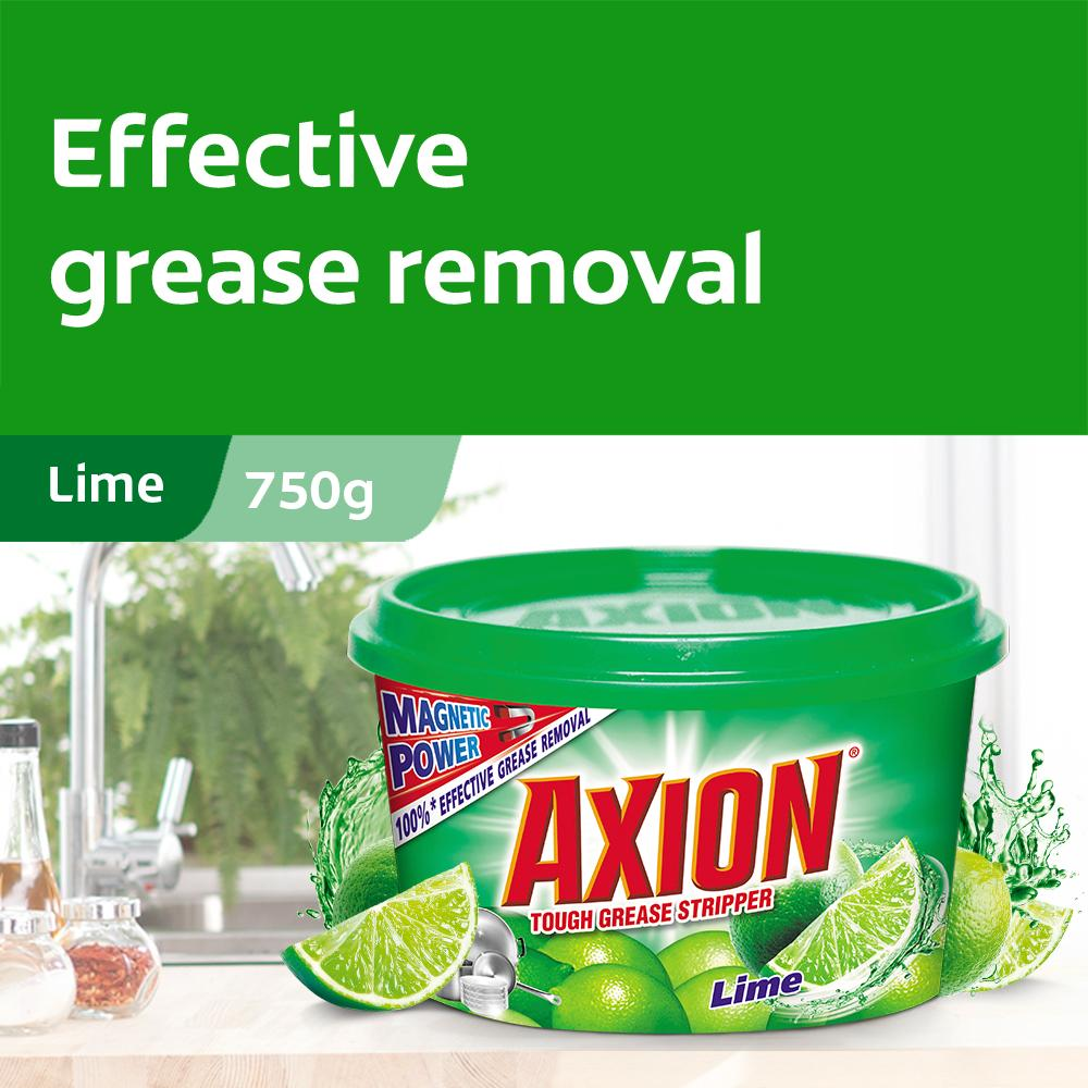 Axion Lime Dishpaste 750g.