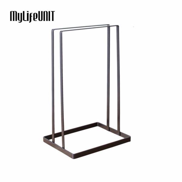 MyLifeUNIT Hanger Stacker, Standing Hanger Holder, Metal Hanger Storage Organizer - intl