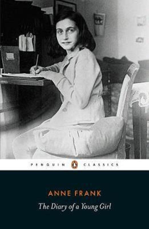 The Diary of a Young Girl: The Definitive Edition (Penguin Modern Classics) by Anne Frank