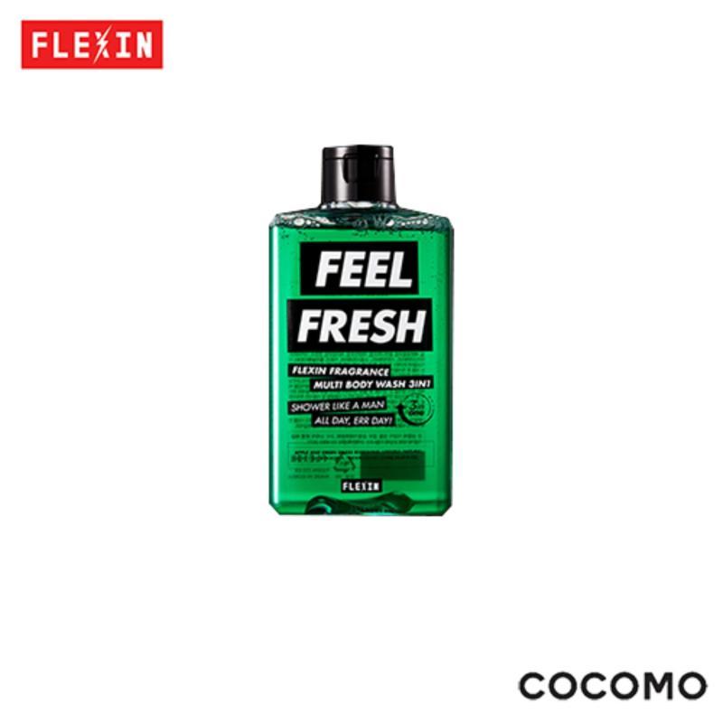 Buy (FLEXIN) 3-IN-1 MULTI BODY WASH - COCOMO Singapore