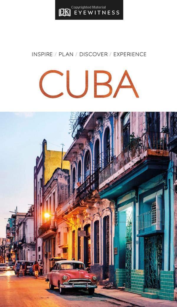 DK Eyewitness Travel Guide Cuba by DK Eyewitness Travel