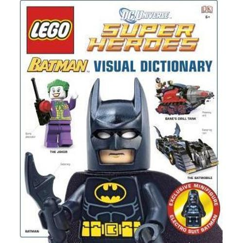 Lego Batman: Visual Dictionary