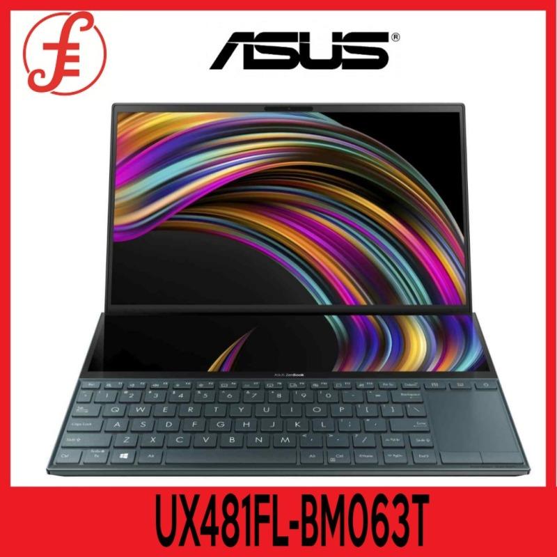 ASUS UX481FL-BM063T 14IN FHD ANTI GLARE INTEL CORE I7-10510U 16GB 1TB SSD WIN 10 (UX481FL-BM063T)