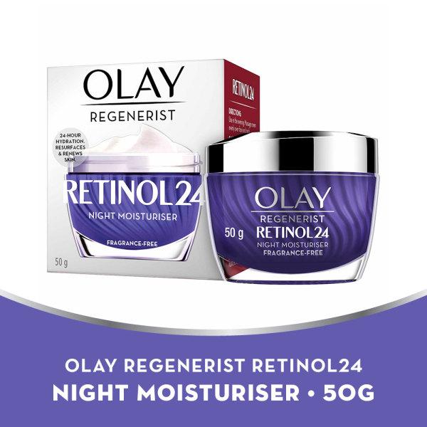 Buy Olay Face Cream Retinol Regenerist Singapore