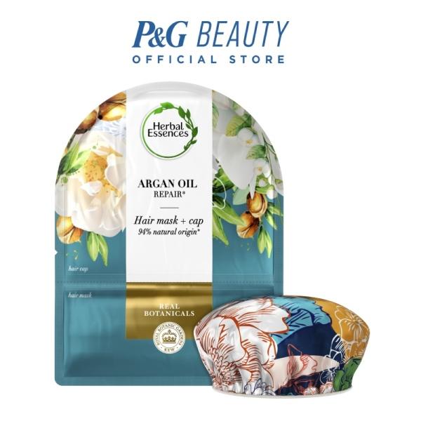 Buy Herbal Essences Hair Mask Argan Oil 20ml Singapore