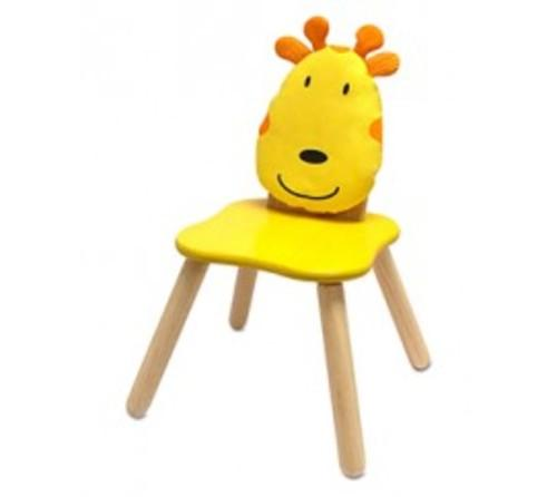 I'M TOY Wooden Forest Chair Giraffe